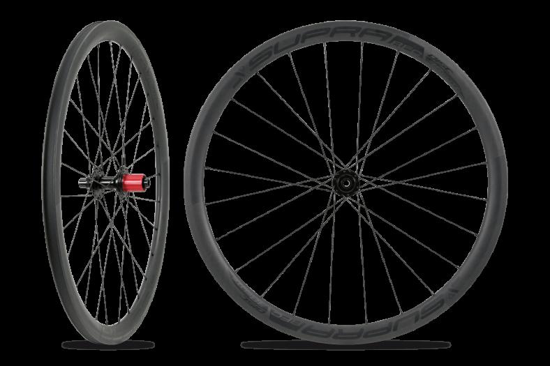 Wheelset Supra RFC 38 Elite Disc