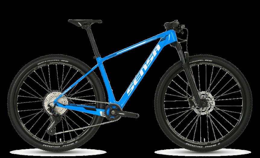 Fiori Evo Solid Blue Race