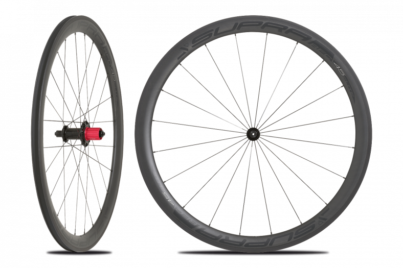 Wheelset Supra RFC 45 Elite Dark