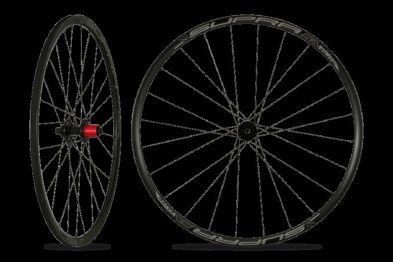 Wheelset Supra RA Elite Disc
